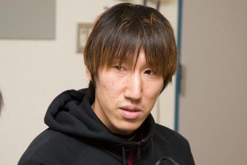 網野友雄選手